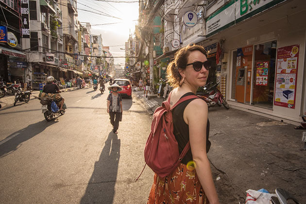 Hanoi Is Safe for Solo Traveler