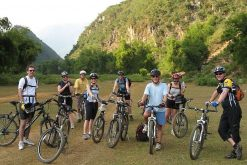 Mai Choc Moc Chau Cycling Tour