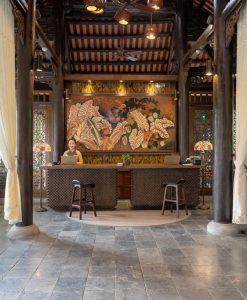 Hanoi Melia Bavi Lobby