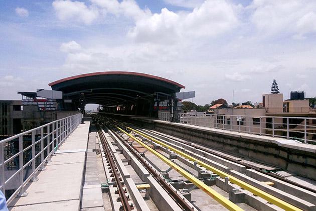 Modern Design Hanoi Metro 3