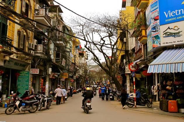 Hanoi Old Quarter Vietnam Local Tour