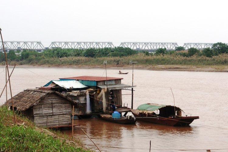 Hanoi Red River Boat Tour