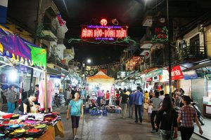 Hanoi Walking Streets - Guide and Map of Attractions