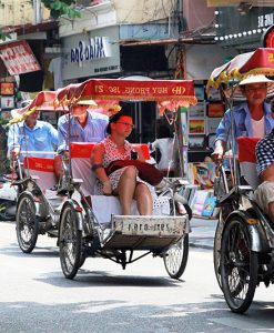 Hanoi at Glance Tour