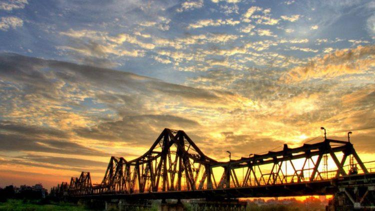 Hanoi in the morning