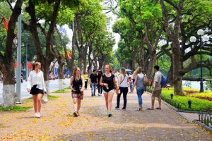 Hanoi in Top 25 Best Destinations for 2019