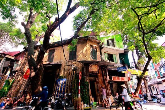 History Of Hanoi Old Quarter Vietnam