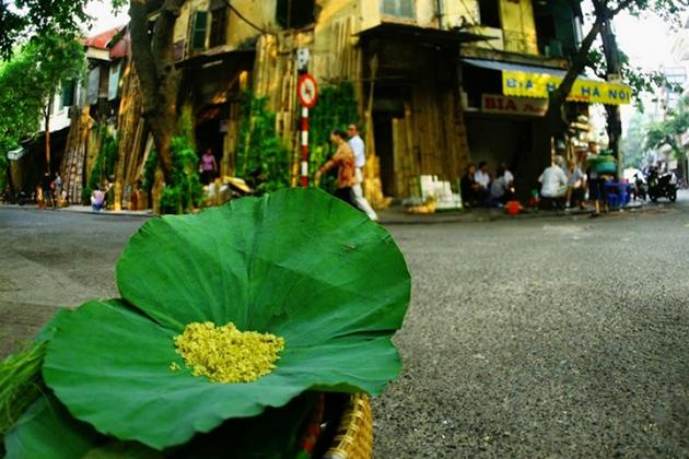 History of Green Sticky Rice Hanoi