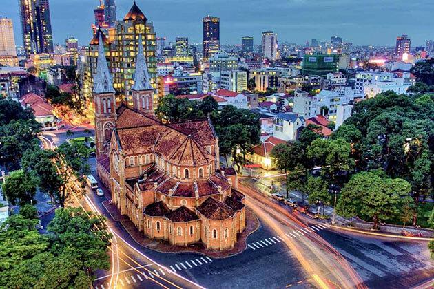Ho Chi Minh Discover Tour