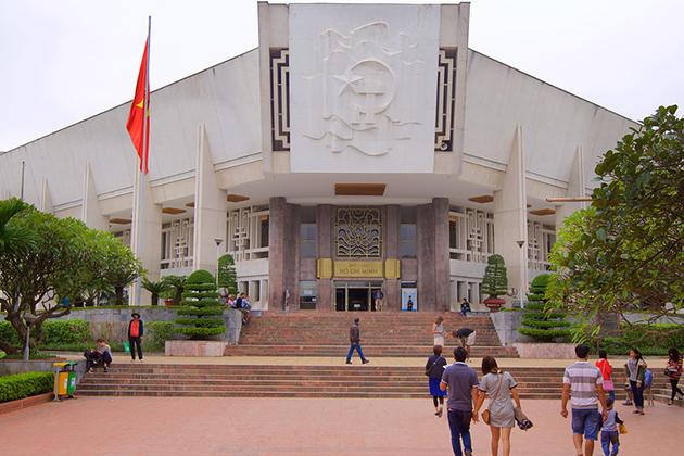 Ho Chi Minh Complex - HCM Museum