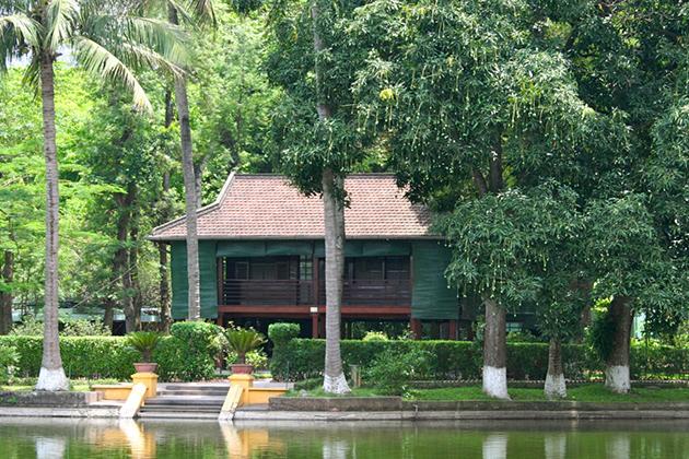 Ho Chi Minh Residence - Ho Chi Minh Complex