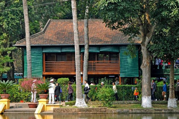 Ho Chi Minh Stilt House Hanoi Local Tour
