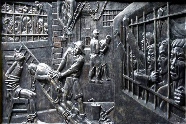 Hoa Lo Prison Inhumanity
