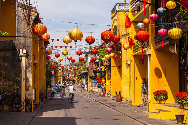 Hoi An Ancient Town Vietnam Tour