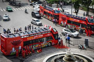 Hop On Hop Off Bus Hanoi - City Tour