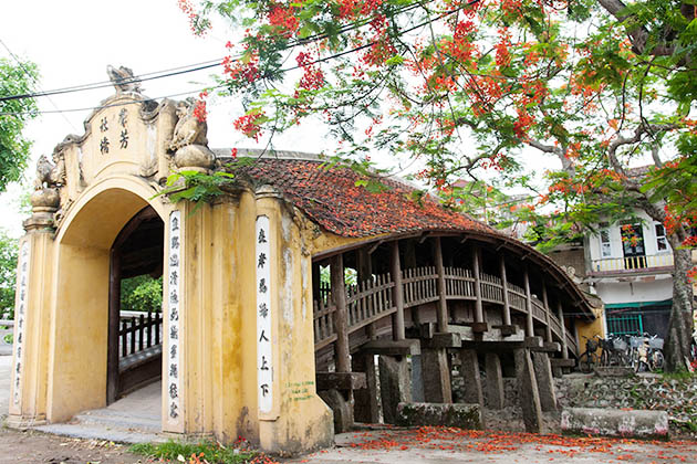 House Bridge Nam Dinh