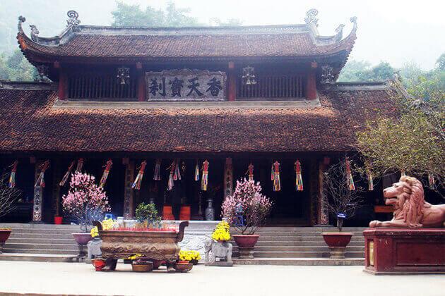 Huong Perfume Pagoda