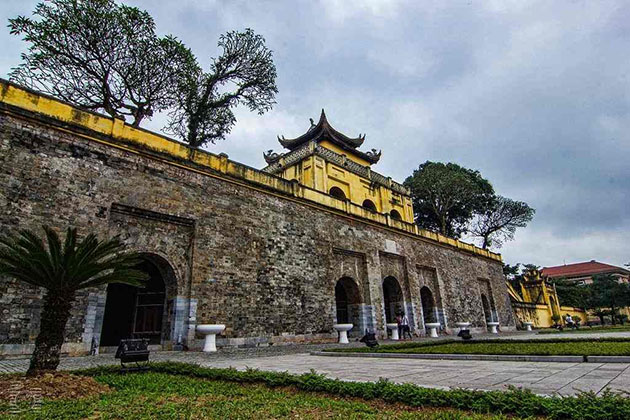 Imperial Thang Long Citadel