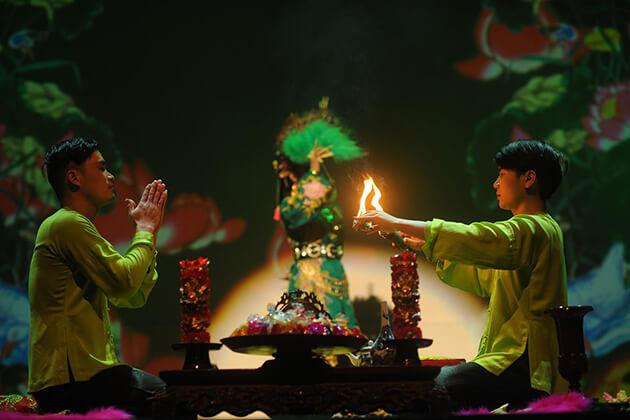 Inherited Cultural Heritage Tu Phu