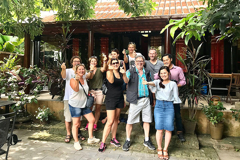 Funny Cooking Class in Hanoi
