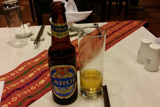Larue Beer Hanoi
