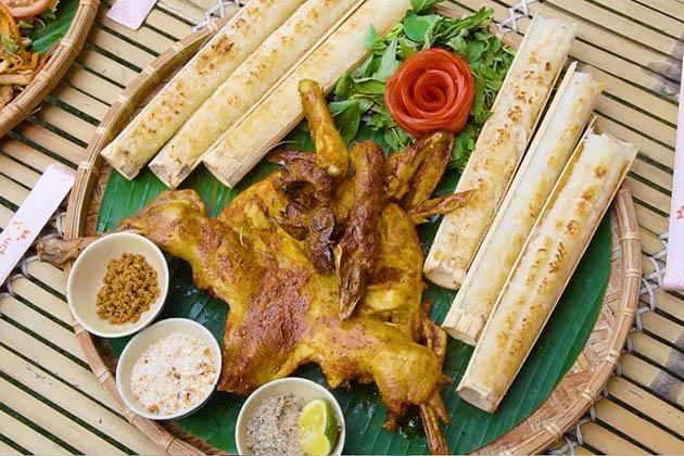 Com Lam Specialty in Moc Chau