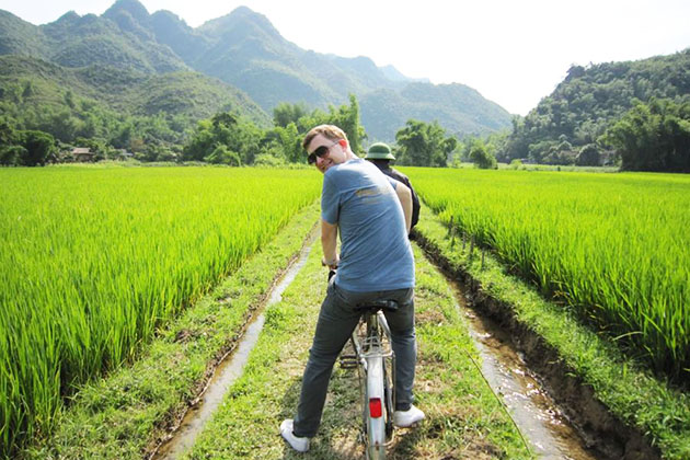Mai Chau Biking Tour