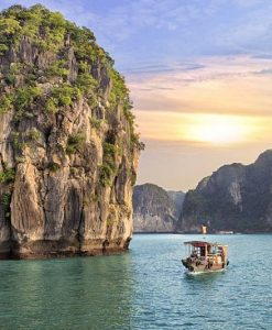 Majestic Halong Bay Tour