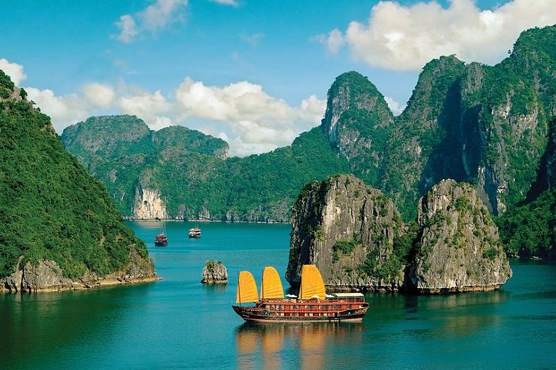 Majestic Halong Bay
