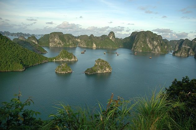 Marvelous Halong Bay