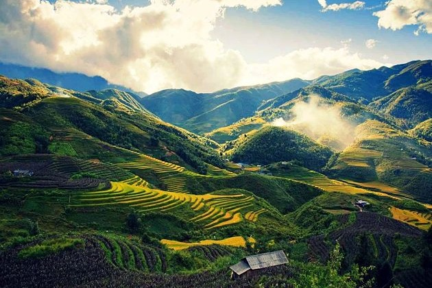 Muong Hoa Valley Sapa tour