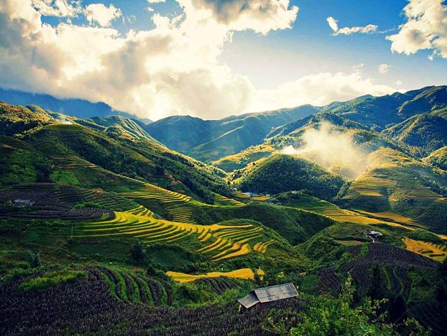 Muong Hoa Valley Sapa Tour From Hanoi