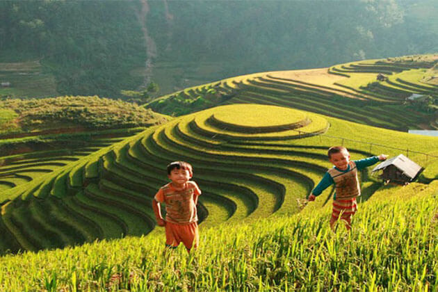 Muong Hoa Valley Sapa Tours