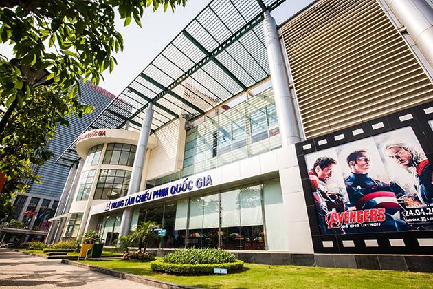National Cinema Center Hanoi