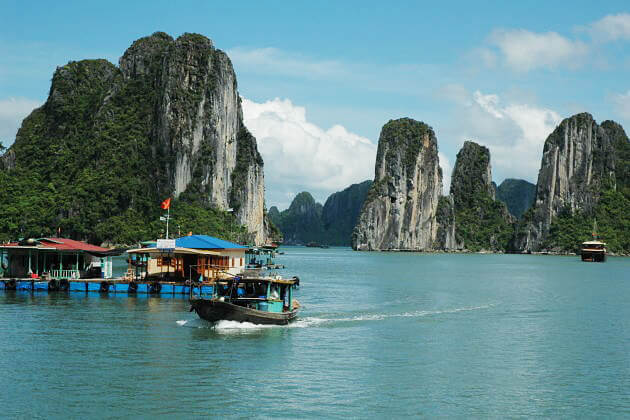 Natural Wonder Halong Bay