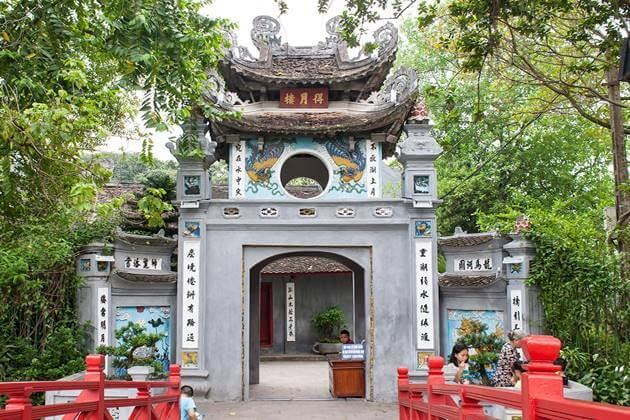Ngoc Son Temple Hanoi Local Tour