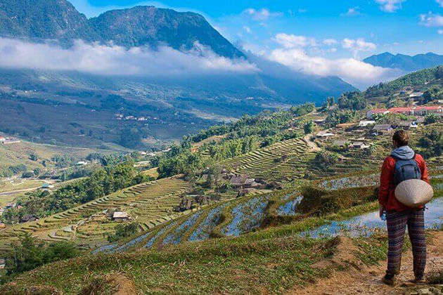 Off the beaten Track Sapa Trekking