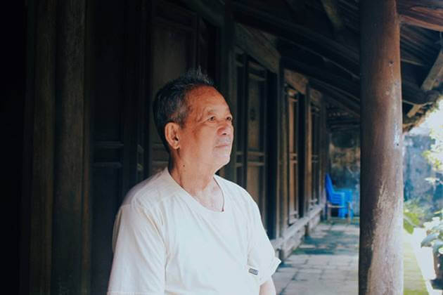 Old Man Share about Dong Ngac Traditional Village