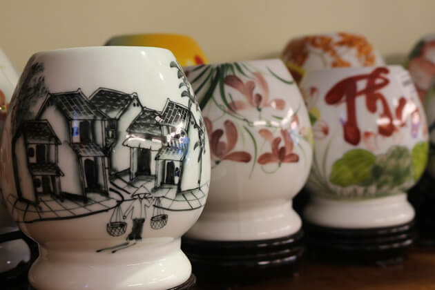Product of Bat Trang Ceramic Village