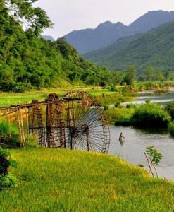 Nature in Pu Luong Reserve