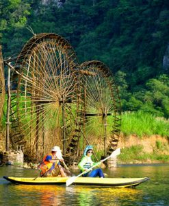 Rafting in Pu Luong Odyssey Tour