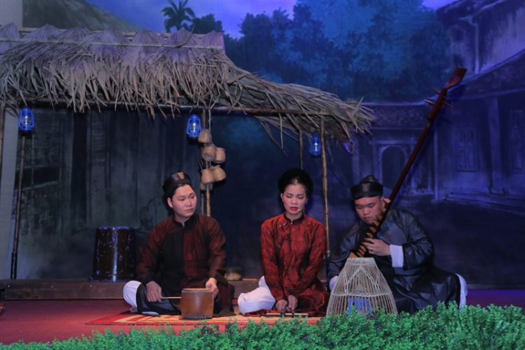 Soul of Vietnamese Village Show - Tâm Hồn Làng Việt