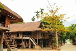Stilt House in Mai Chau