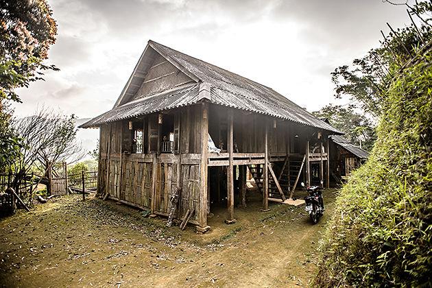 Stilt in Pu Bin Mai Chau