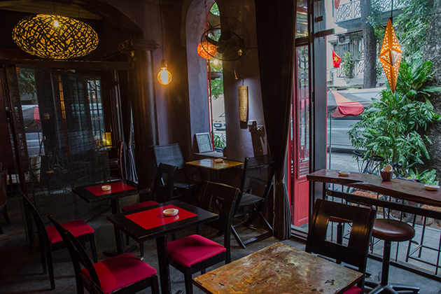 Tadioto Cafe and Bar in Hanoi