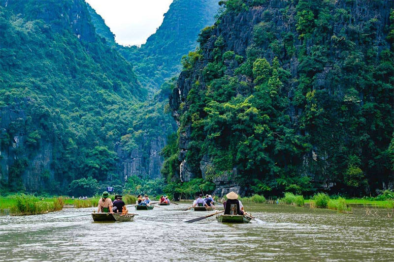 Tam Coc Ninh Binh Tour from Hanoi