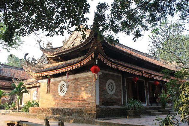 Tay Phuong Pagoda Hanoi Local Tour