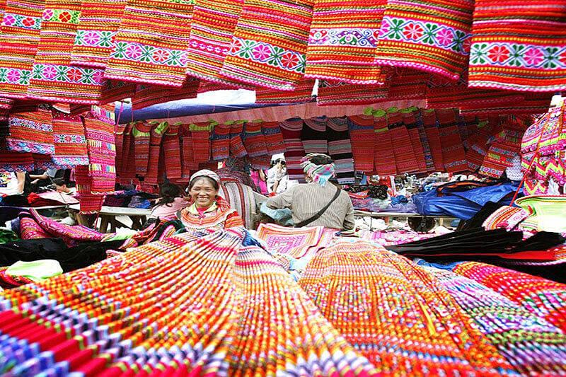 Textile Tour in North Vietnam