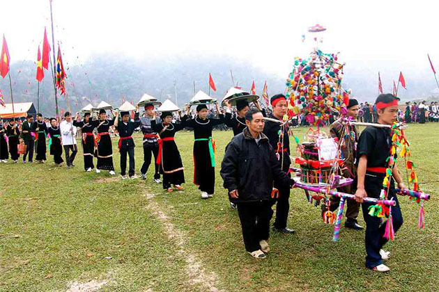 Traditional Festival of Tay People