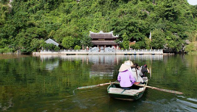 Trang An Eco Tourism